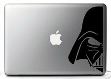 STICKERS DARTH VADER DART FENER FACE, STARWARS - MACBOOK PRO AIR 11, 13 15 17""