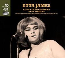 Etta James - Four Classic Albums