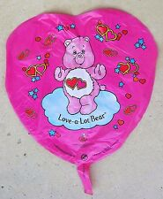 Vintage Care Bears Hellum Balloon 1983 Those Characters from Cleveland, Inc
