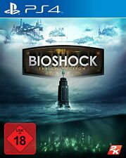 PS4 Bioshock - The Collection Infinite 3 Spiele Set Playstation Neu + OVP