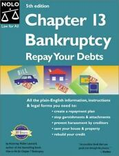 Chapter 13 Bankruptcy: Repay Your Debts, Fifth Edition-ExLibrary