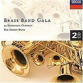 BRASS BAND GALA-THE FAIREY BAND 2 X CD-FREE POST