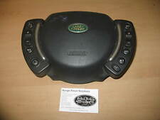 Range Rover L322 Steering Wheel Airbag and Controls 06-09