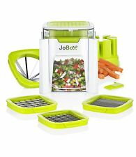 4 in 1 Vegetable Chopper French fry cutter - Dice Mince Slice & Cube Fruits M...