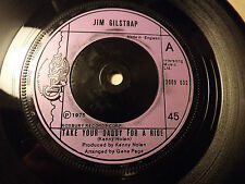 Jim Gilstrap.....Take Your Daddy For A Ride......45rpm