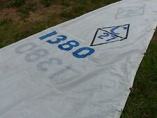 "Main Sail Good Condition Luff 27'6"" Leech 30'2"" Foot 10'0"" Catalina 27"