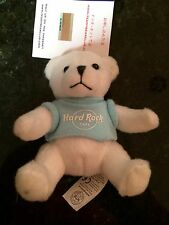 Hard Rock Cafe Japan Rare Mini Herrington Bear Kids Meal