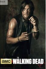 TELEVISION POSTER The Walking Dead Season 5 Daryl Norman Reedus 24x36 Scorpio