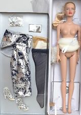 "Diana Prince Tonner 16"" UNDERCOVER NUDE Doll & Modern Day OUTFIT   NEW"