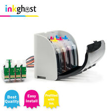 Continuous Ink System CISS compatible with Epson WorkForce WF-3640 252 252XL 254