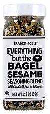 Trader Joe's Everything but the Bagel Sesame Seasoning Blend, 2.3 oz (65g)