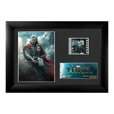"THOR ""THE DARK WORLD  MINI FRAME FILM CELL""SERIES 4 MARVEL COMICS NEW IN PACKAGE"