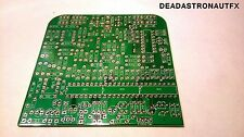 Build your own guitar effects pedal  'ABDUCTOR II DELAY ' PCB (Deadastronautfx)