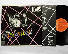 The CROCODILES Tears FRENCH Orig LP + Inner RCA PL 10285 (1980) VG+/EX