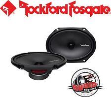 Rockford Fosgate Prime R168x2  2-Wege Lautsprecher 6x8  NEU!!