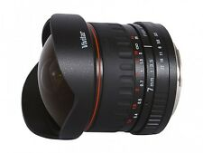 Vivitar 7mm F3.5 Fisheye Lens for Pentax K5,K7,KR,KX - VIV-7MM-P