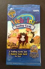 1 Pack of Webkinz Trading Card Series 2
