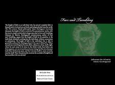 Fear and Trembling by Johannes De Silentio, Søren Kierkegaard existentialism