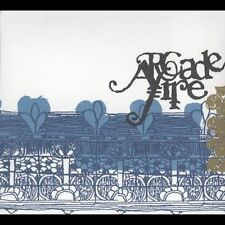 Arcade Fire [EP]  by Arcade Fire (CD, Jun-2005, Merge) CD & PAPER SLEEVE ONLY