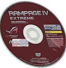 ASUS Rampage IV Extreme MOTHERBOARD AUTO INSTALL DRIVERS M3152