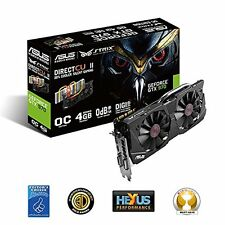 Asus Nvidia GeForce GTX 970 Strix Graphics Card (4GB GDDR5 PCI Express 3.0)