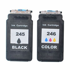 PG245XL CL246XL Black Color Ink Set for Canon PIXMA MG2922 MG2924 MX492 Printer