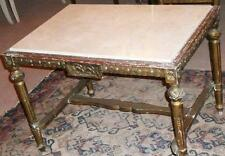 BAROCK LOUIS SOFA COUCH MARMOR TISCH ANTIK ANTIQUE BAROQUE MARBLE TABLE 17 18 19