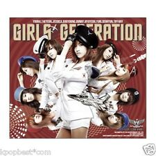 SNSD Girls' Generation - Genie (2nd Mini Album) CD+ Gift Photo