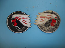 b4494 WW 2 US Army Air Force 345th Bombardment Group Patch Air Apaches