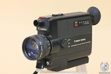 Canon 310XL Super 8 Video Camera with Canon Zoom Lens C-8