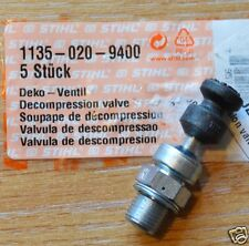 Genuine Stihl Decompression Valve MS361 MS341 MS362 MS311 MS391 MS441 Tracked