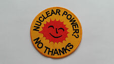 ANTI-WAR CND HIPPIE PEACE SEW ON / IRON ON PATCH:- NAME TO FOLLOW NUMBER 0063