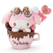 My Melody Plush Doll Chocolate Cup Valentine 2017 ❤ Sanrio Japan