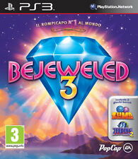 Bejeweled 3 PS3 Playstation 3 IT IMPORT ELECTRONIC ARTS