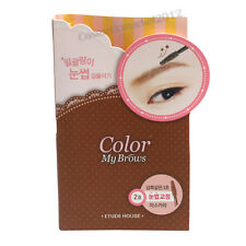 ETUDE HOUSE Color My Brows 4.5g #2 Light Brown Mascara Free gifts