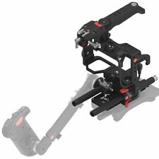 JTZ DP30 Film Camera Cage Handle Grip Baseplate Rig For SONY A7 A7S A7R II A7SM2