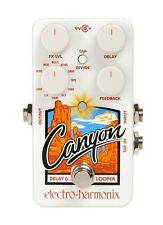 Electro-Harmonix Canyon Delay & Looper NEW W/ WARRANTY! FREE 2-3 Day S&H in U.S.