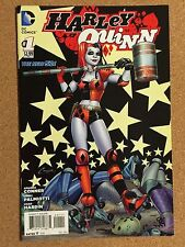 DC The New 52 HARLEY QUINN #1 NM+ 9.8 1st Print Suicide Squad MOVIE