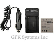 HP Photosmart R742  BATTERY AND CHARGER Digital Camera