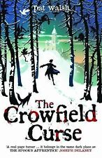 The Crowfield Curse Pat Walsh Very Good Book
