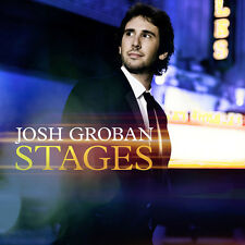 Josh Groban - Stages [New CD]