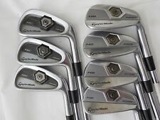 TaylorMade Tour Preferred MC MB 4-PW Combo Iron Set Project X 6.0 Steel Irons RH