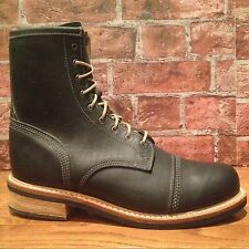 $495 TIMBERLAND BOOT COMPANY® SMUGGLER'S NOTCH 8-INCH CAP TOE BOOTS. SIZE:9