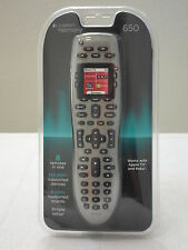 * NEW IN BOX * Logitech Harmony 650 Advanced Universal Remote Control 915-000159