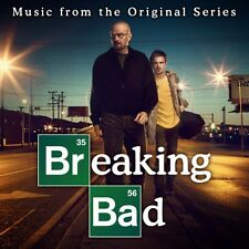Breaking Bad Music From The Original Television Series CD Sealed ! 2014