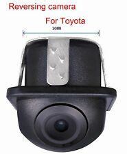 Mini Color CCD Reverse Backup Car DVD Rear View Camera Night Vision for TOYOTA