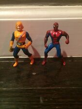 Marvel HEAVY METAL HEROES Die Cast Figures Spider-man Hobgoblin Spiderman