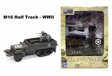 NEWRAY New Ray Toys 1:32 CLASSIC TANK MODEL KIT - M16 Half Track WWII