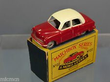 MATCHBOX MOKO LESNEY MODEL No.22a VAUXHALL CRESTA  VN MIB ( Lot 2)