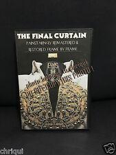 ELVIS PRESLEY - THE FINAL CURTAIN '77 6xDVD BOX-SET - Boxcar 'Fan Club Edition'